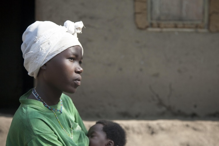 Kinderehen in Afrika